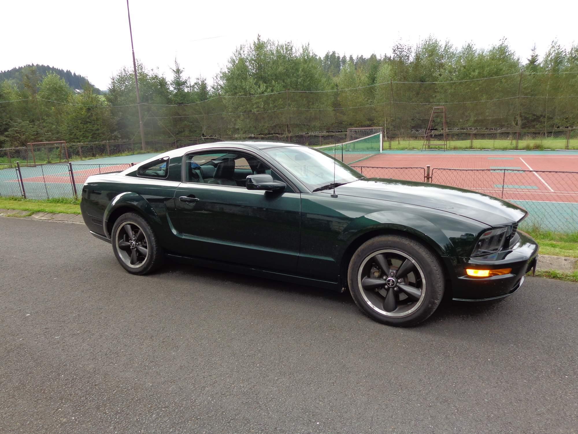 Ford Mustang v½pis diskuse v Ford