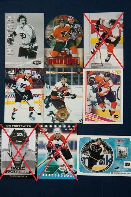 Forum pro sběratele hokejových karet a fanoušky ledního