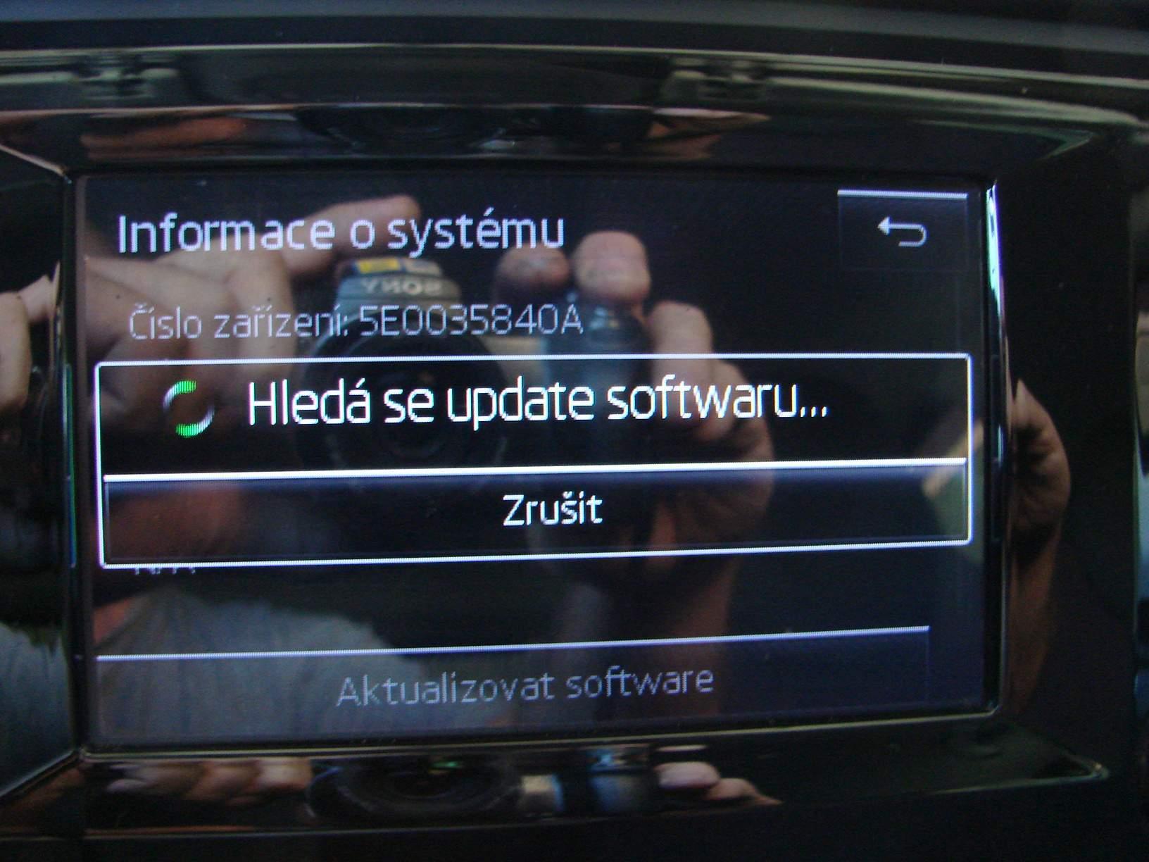 Firmware update bolero | SKODA INFOTAINMENT RADIO BOLERO OWNER'S