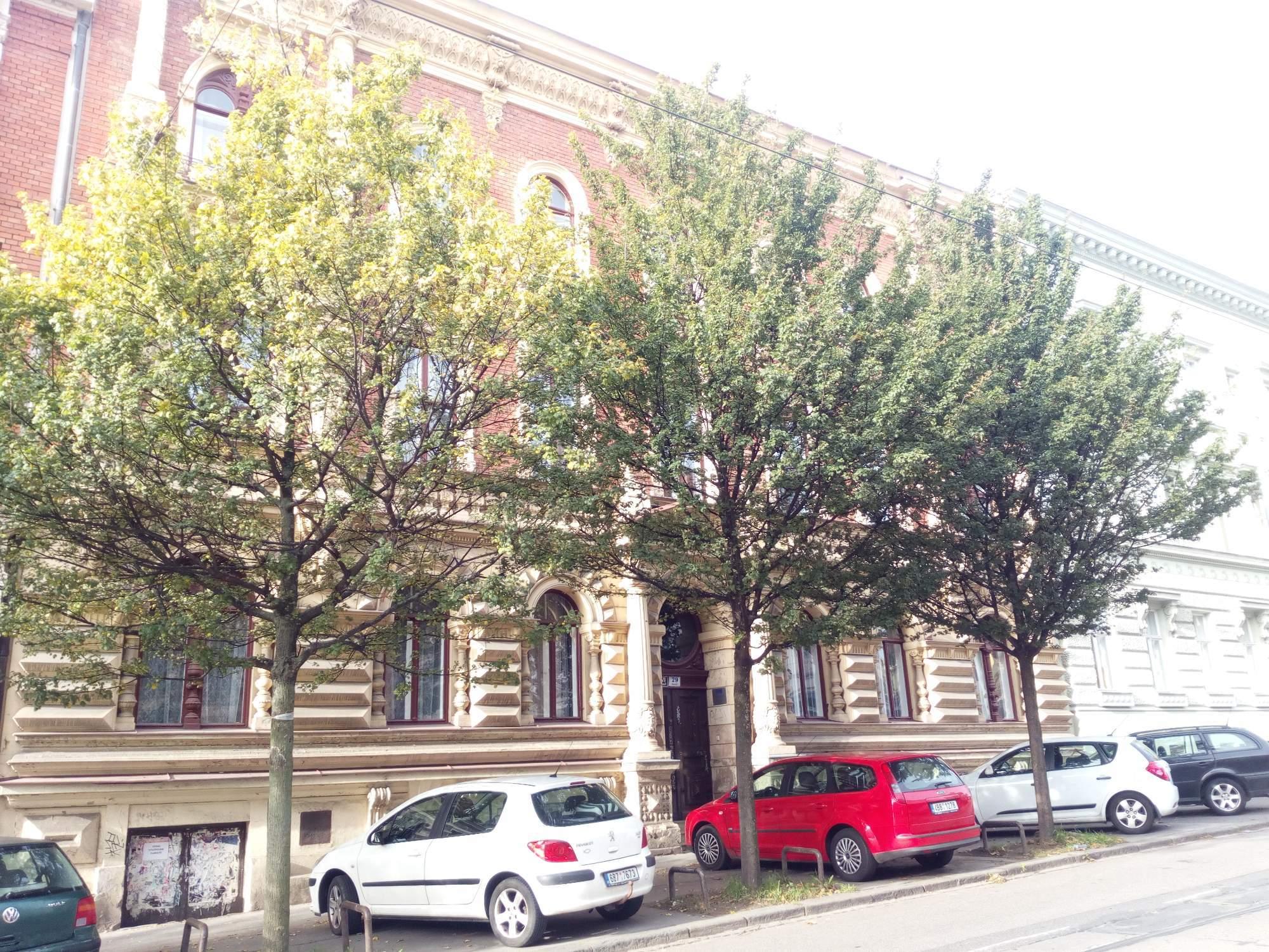 Budova kolejí Masarykovy univerzity na Veveří je jako jediná z dvanácti plně obsazená. Foto: Iveta Borková