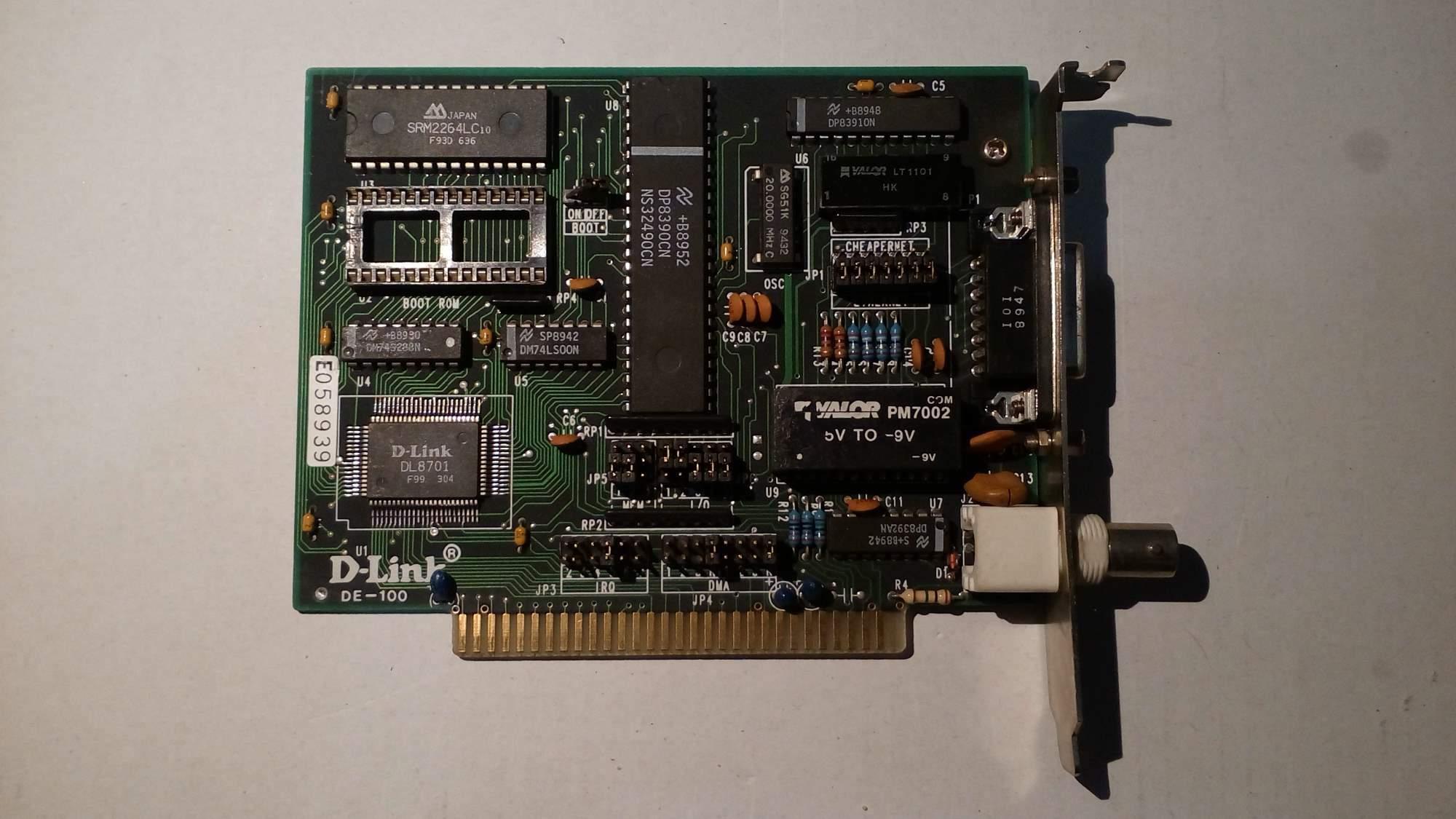 D-LINK DE-100