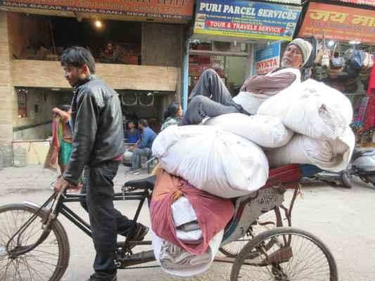 Relax i při přepravě zboží.