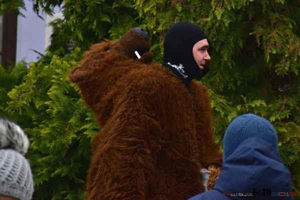 Medvěd na přestávce!