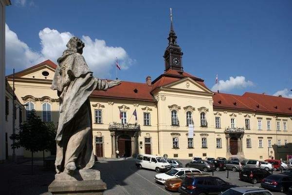 Nová radnice v Brně, fotoarchiv městské části Brno-střed