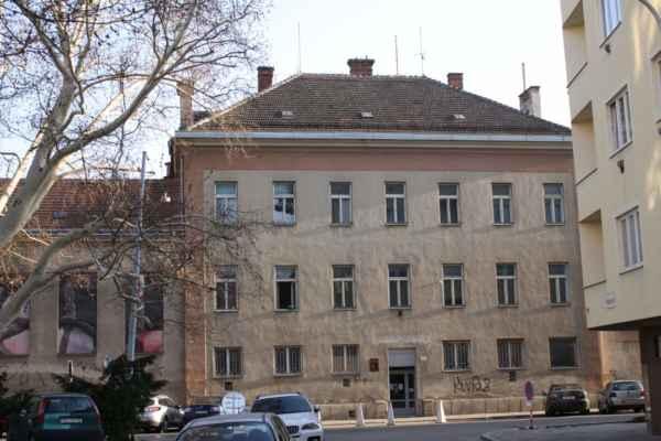 Dům bývalé káznice má bohatou historii.