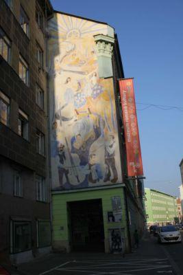 Muzeum romské kultury vzniklo v roce 1991.