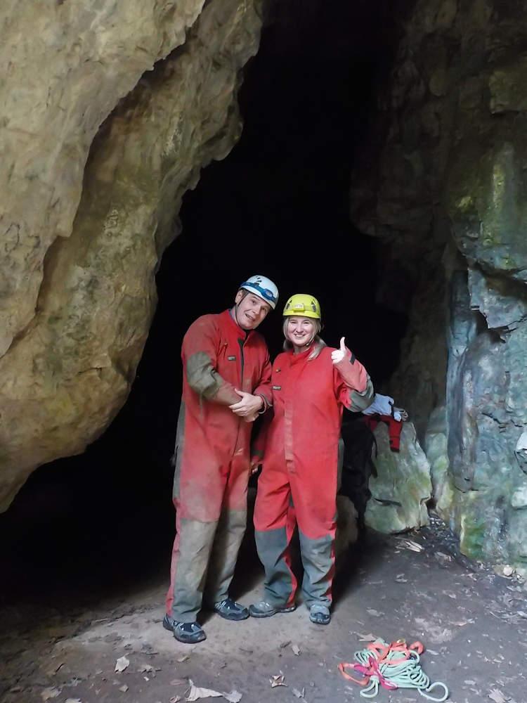 Jeskynní rande