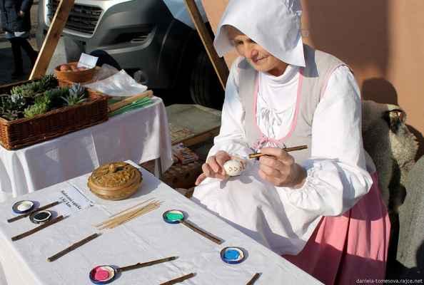 Malování kraslic - cena 2000,- plus cestovné 6,-/km z Mladé Vožice